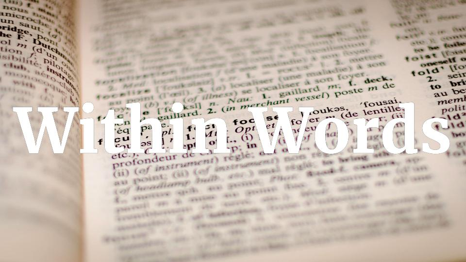 within-words