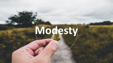 Living in modesty, not too much. Within the little, simplicity can give the breath of freedom.